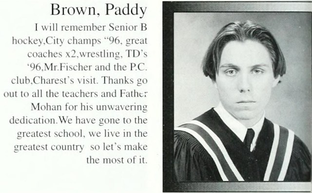 Paddy Brown