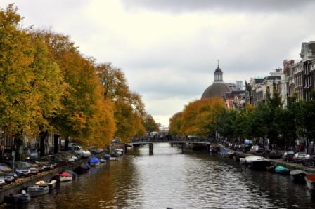 Przewodnik po Amsterdamie