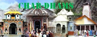 Char-Dham of Uttarakhand suffering from Floods 2013