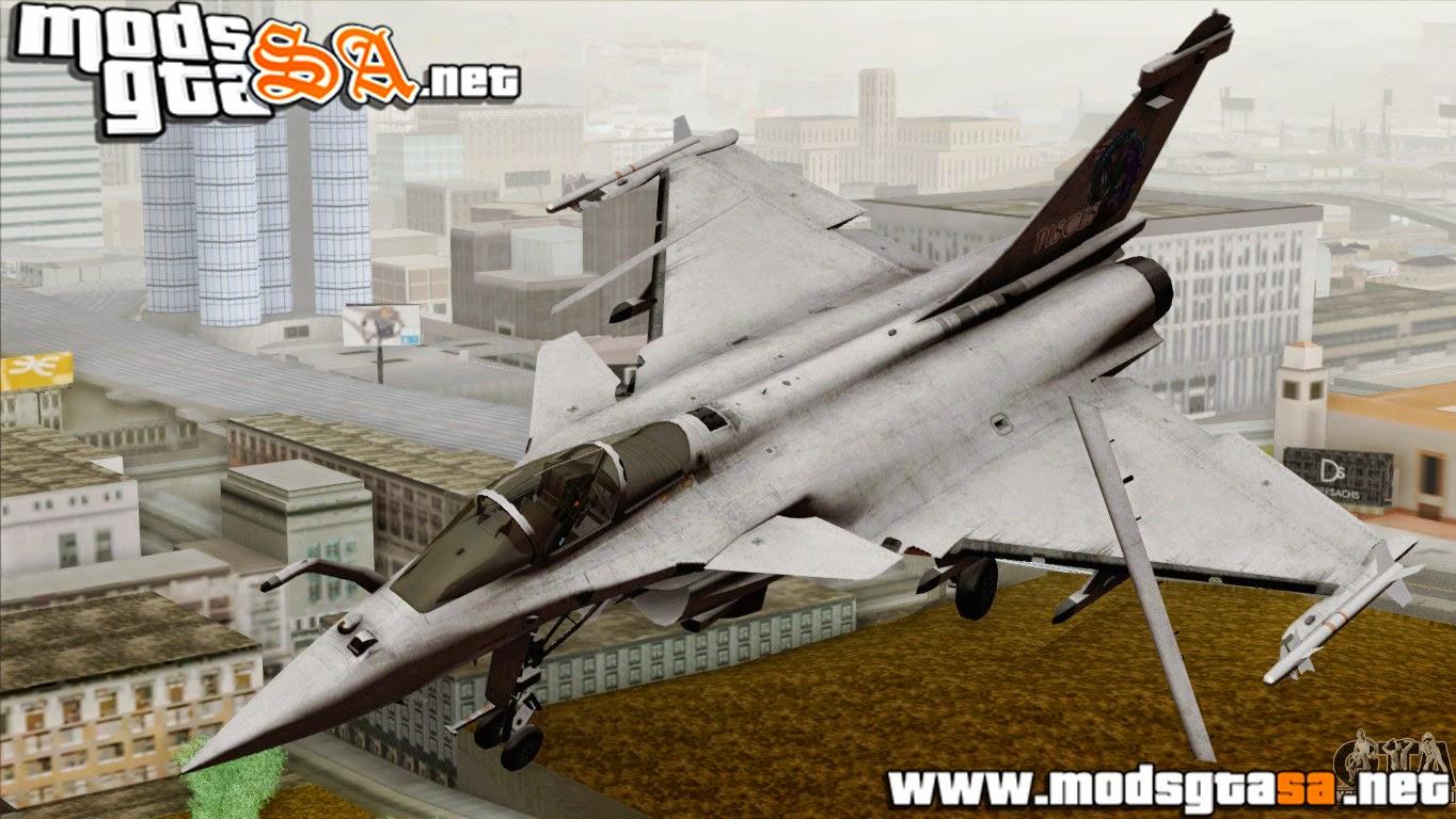 SA - Dassault Rafale M Pisces