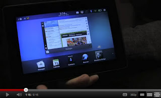 BlackBerry OS 2.0