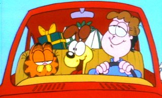 Holiday special review: 'A Garfield Christmas'