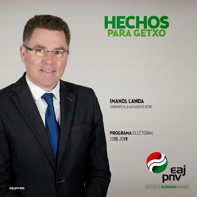 EAJ-PNV Programa Electoral 2015-2019