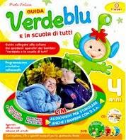 Verdeblu e la scuola di tutti-Guida 4 anni
