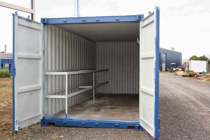 storage unit Melton