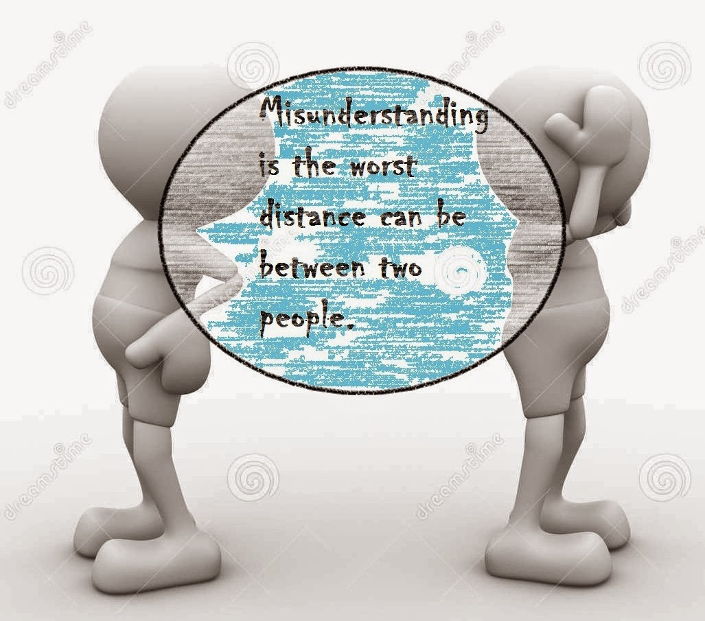 Misunderstanding Is The Worst Distance
