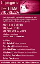 18 dicembre - LEGITTIMA SICUREZZA - via Pollaiolo 3