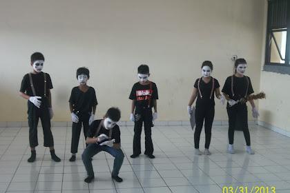 Pantomime Anak