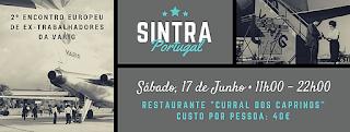 17 de junho: 2º Encontrão Europeu em Sintra