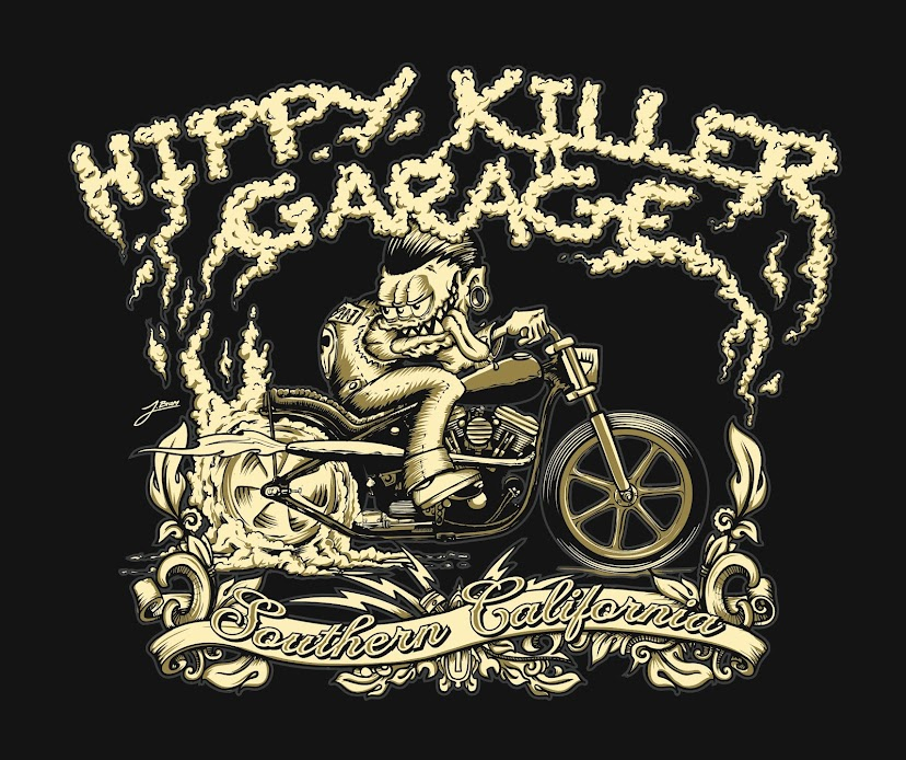 HIPPY KILLER GARAGE