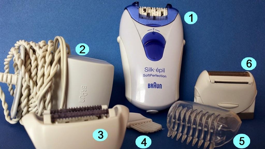 Braun Silk-épil Soft Perfection