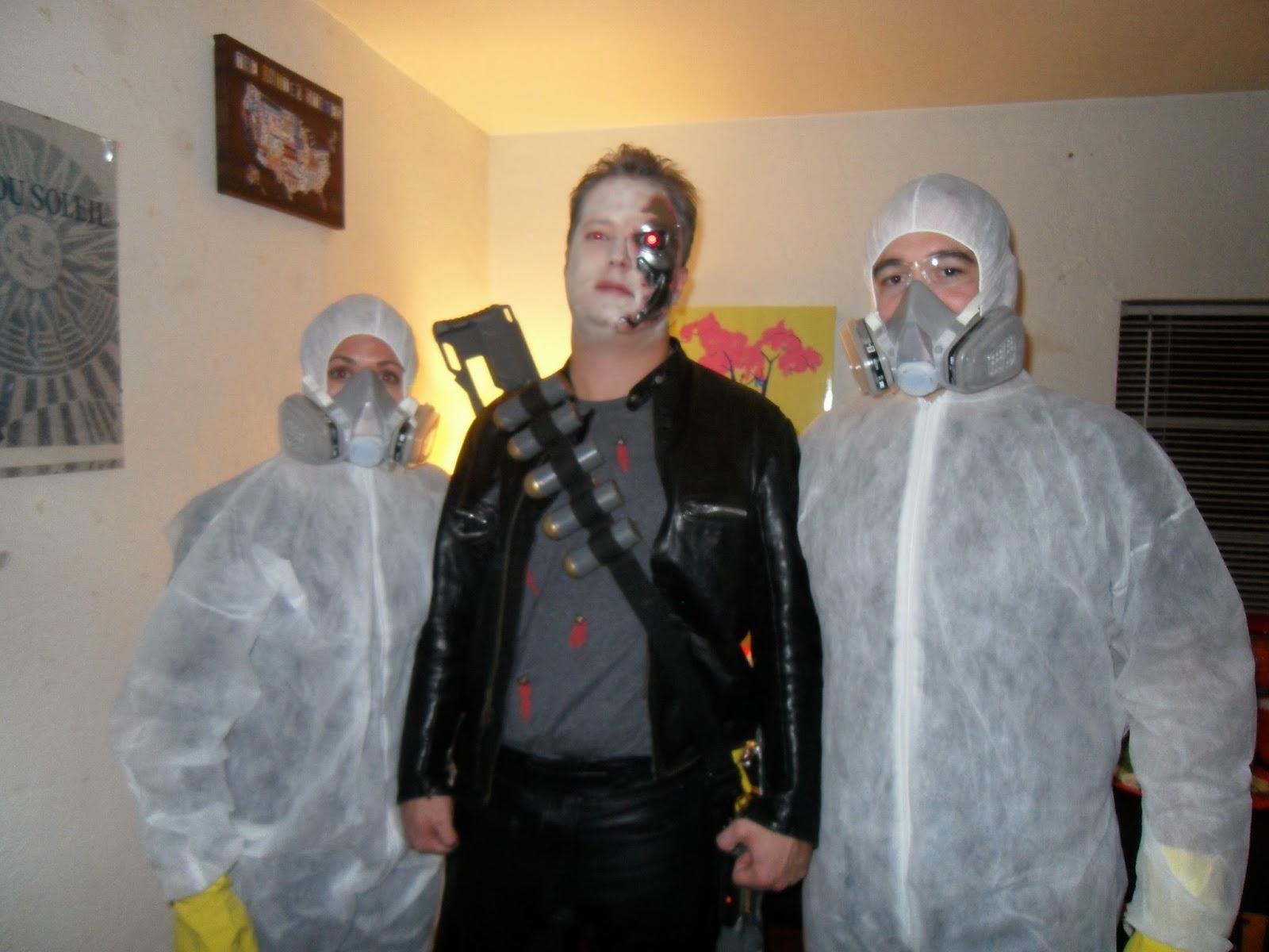 Dukes of Hazzard Collector: Halloween 2013 - The Terminator