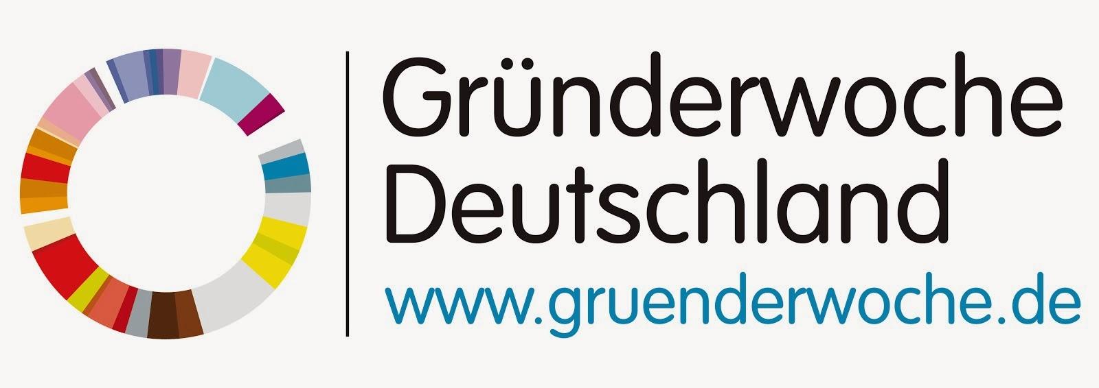 Partner der Gründerwoche Deutschland
