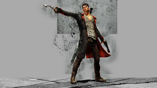 Dante Devil May Cry Game Art