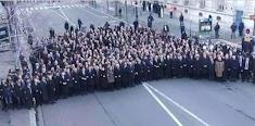 Lžimédia: ARD a ZDF klamou a obelhávají diváky ohledně masové demonstrace v Paříži