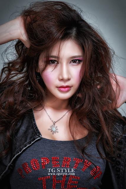 4 Hwang Ga Hi - Close-up-Very cute asian girl - girlcute4u.blogspot.com
