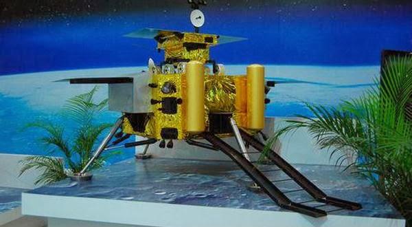 Misi Robot China Telah Sukses Darat di Bulan