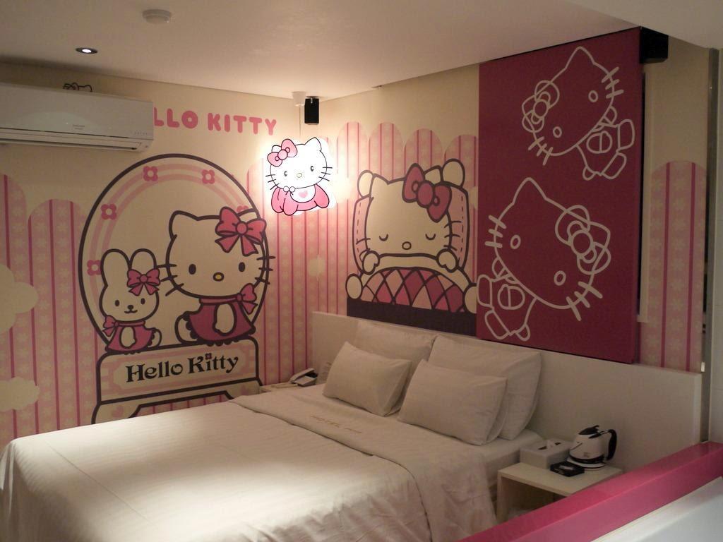 Desain kamar unik untuk anak