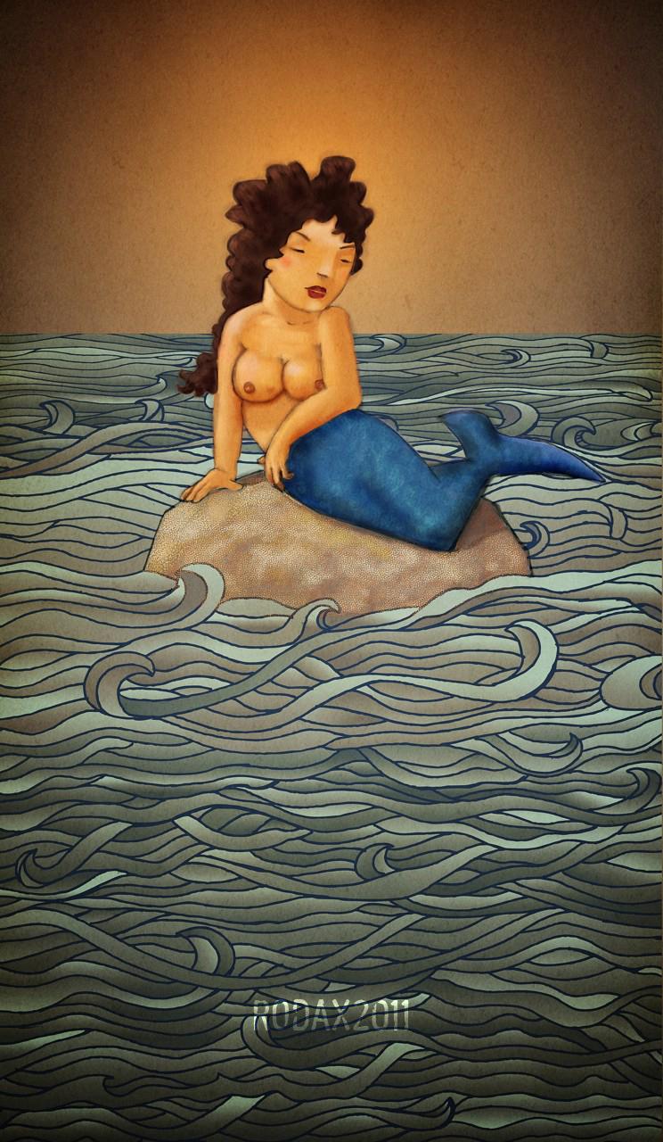 La sirena por rodax