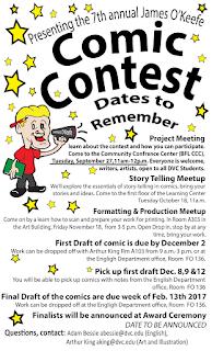 2016 Comic Contest