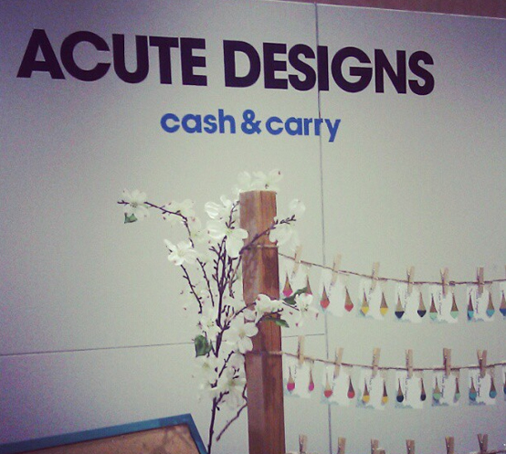 Acute designs february 2013 for Pool trade show