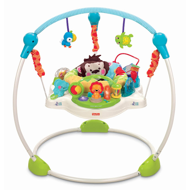 fisher price jumperoo recall: Low price Fisher-Price Precious Planet Jumperoo