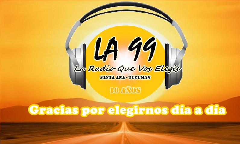 Fm 99 La Radio Que Vos Elegis