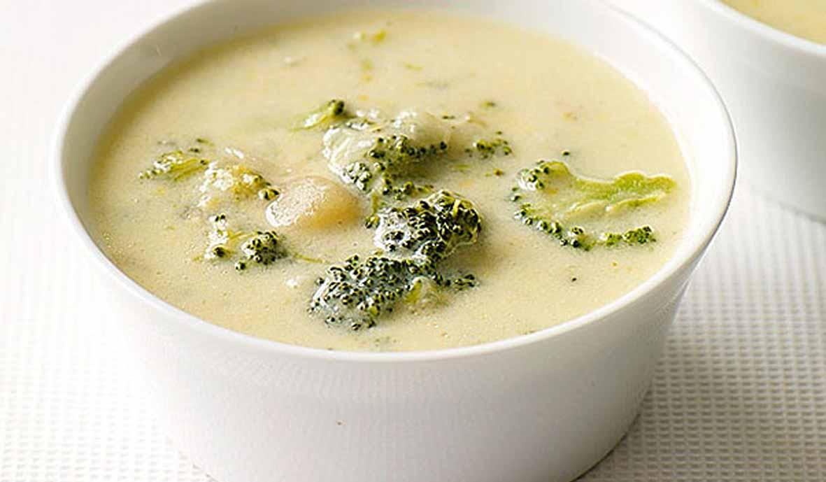 Sup Krim Brokoli Yang Dapat Membangkitkan Energi