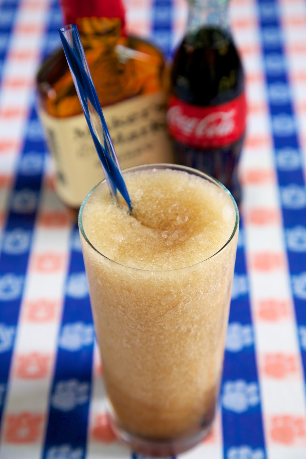 Frozen Bourbon & Coke