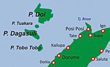 Tempat Wisata LOLODA UTARA yang Wajib Dikunjungi - Wisata Halmahera Utara