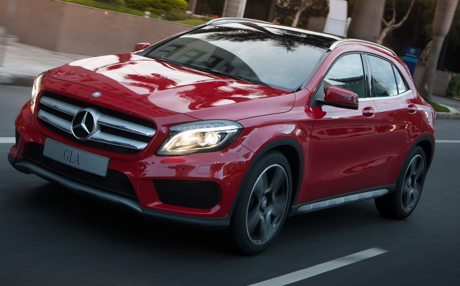 Mercedes-Benz GLA 2016