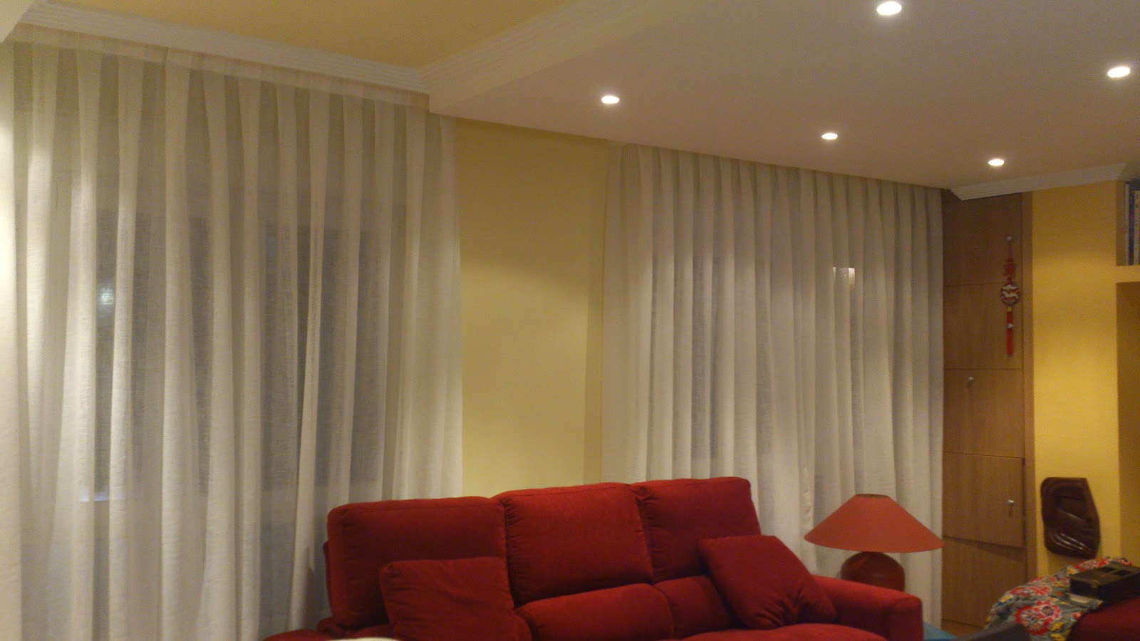 www.lolatorgadecoracion.es,cortinas salon