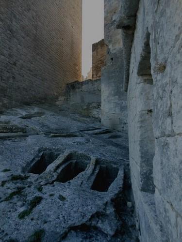 3 Le cimetière des moines - Montmajour