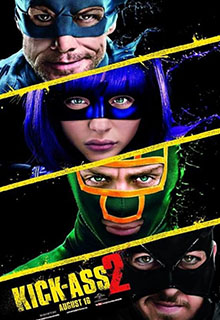 Kick-Ass 2 Movie Poster 2013