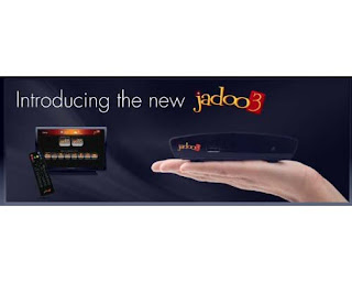 Newest Jadoo 3 TV Channels HD Box has launched