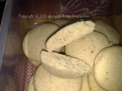 simple eggless cookies