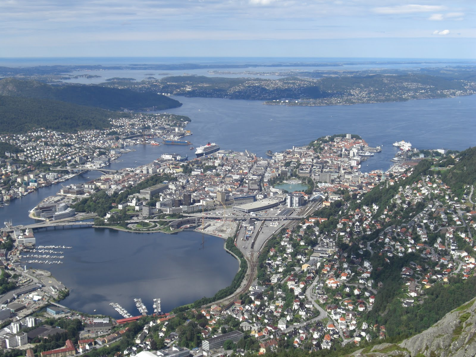 vi over 50 Bergen