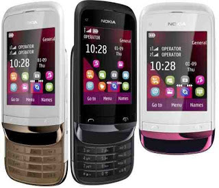 Nokia C2-02.
