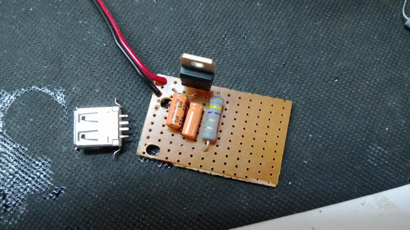 Joseph Innovations April 2013 Increase The Current Ic Lm7805
