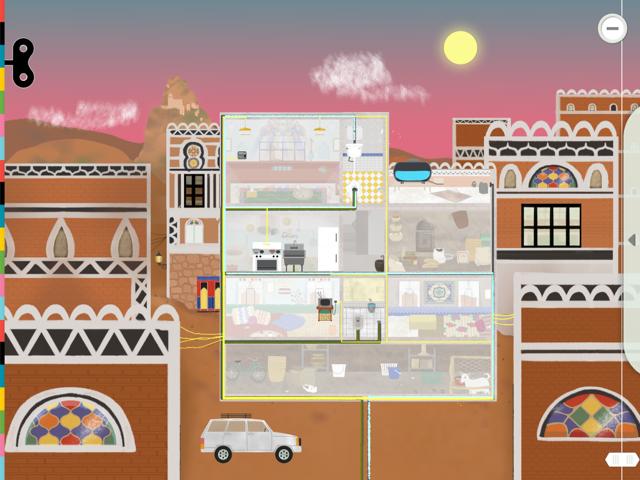 maison Yémen