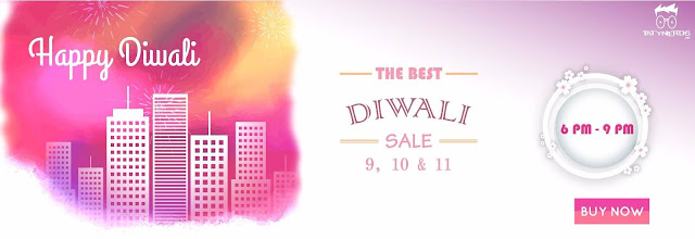 Tatynerds diwali sale