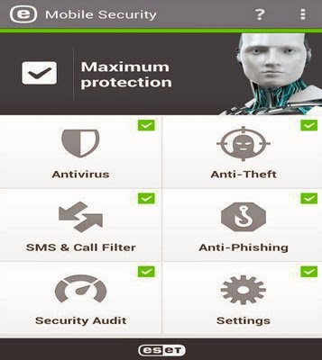 ESET Mobile Security Activation Key