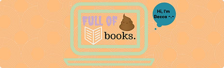 full of books