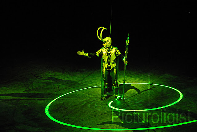 Loki | Marvels Universe Live | Photo by Picturologist