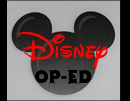 Disney Op-Ed