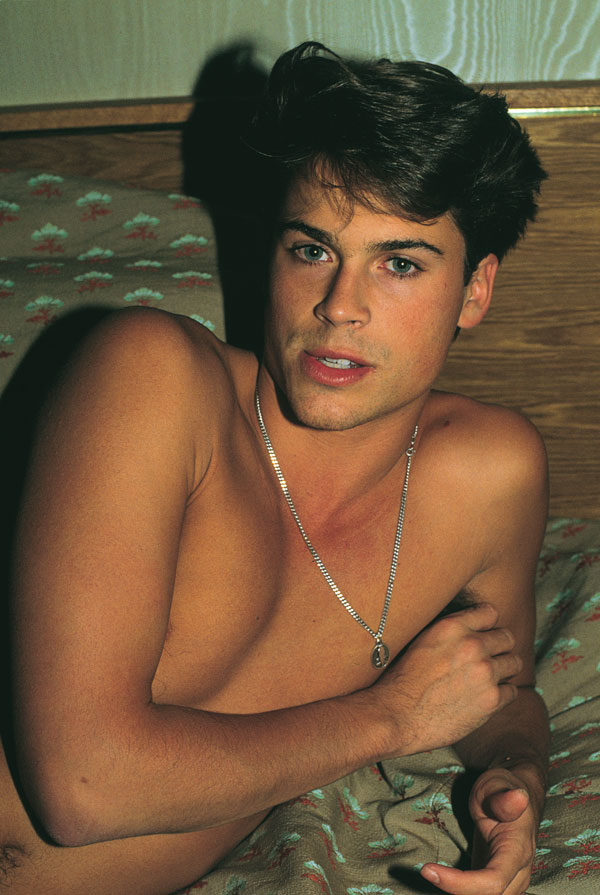 Rob Lowe hot nude naked shirtless ass booty gay 17 Wilde Stories 2011: The Year's Best Gay Speculative Fiction