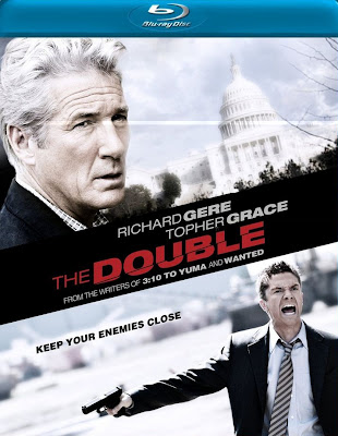 The Double 2011 BluRay 720p 990MB Dual Audio ( Hindi – English ) MKV