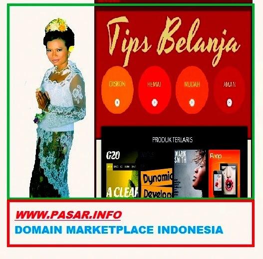 Domain Marketplace Indonesia