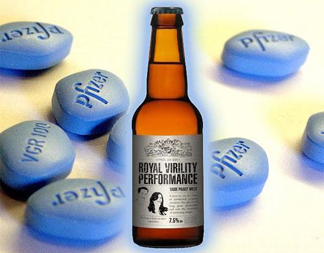 Viagra y alcohol