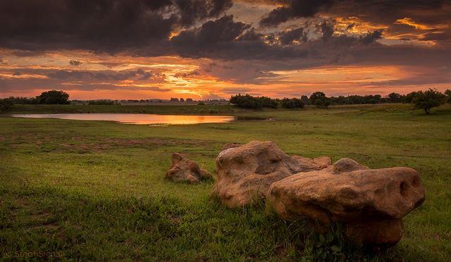 Otoño-Magaliesberg-Sudafrica